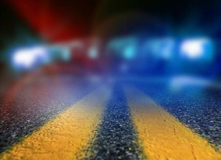 Two hospitalized following Highway 16 car crash