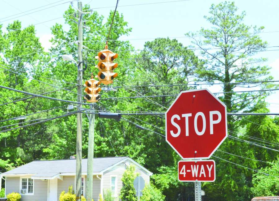 4-way stops to replace signals