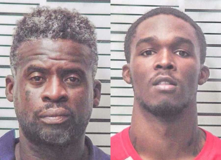 Two suspects have lengthy criminal history