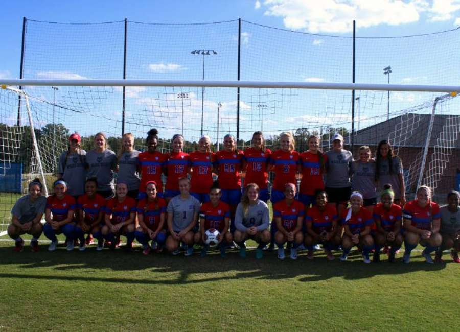 UWG soccer team honored for academics