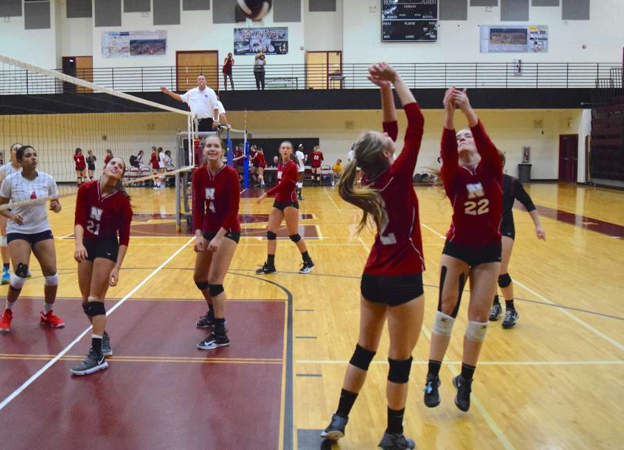 Volleyball Coweta Cup set for today