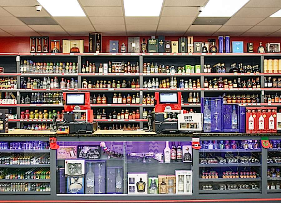 Want liquor stores? Get to work!