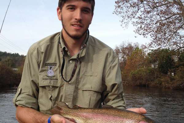Whitlock new editor of Southern Fly Fishing Magazine