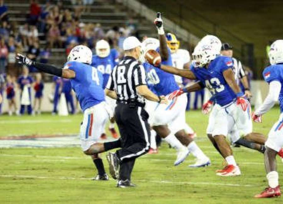 Win a pair of UWG football tickets
