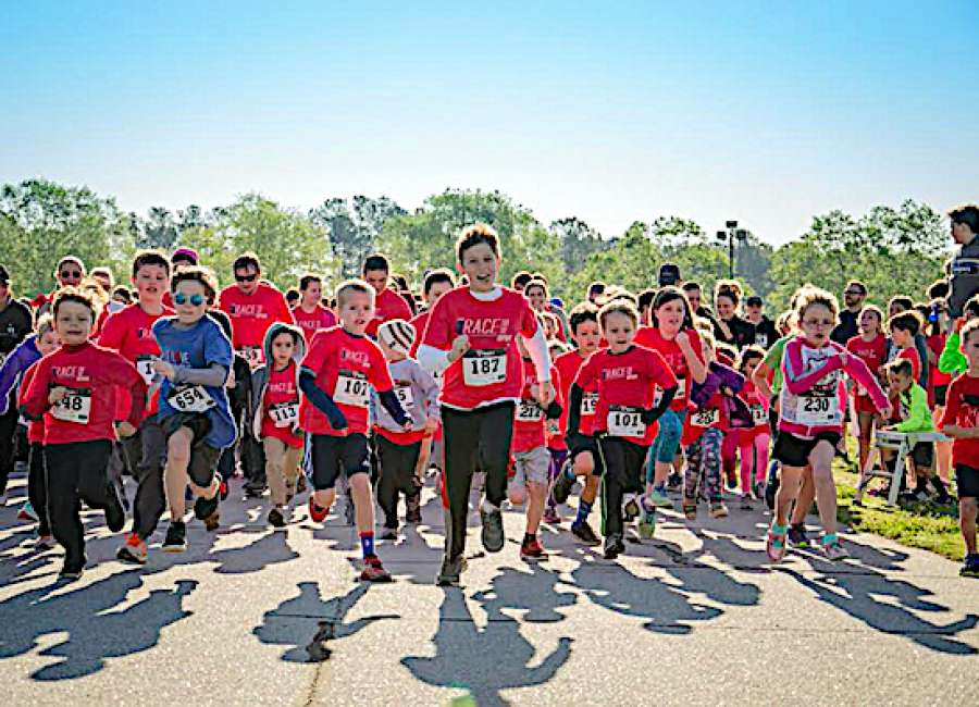 Annual run helps families with adoption