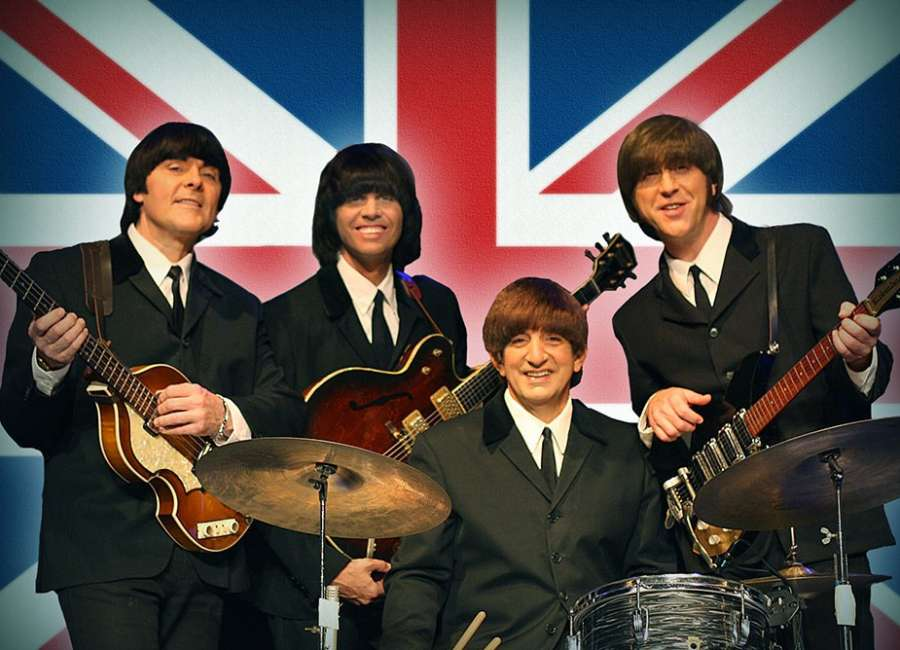 Beatles tribute band to invade Nixon Centre