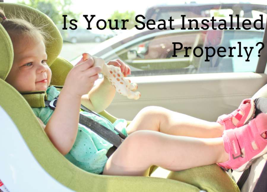 Car seat checks at fair Tuesday, and by appointment