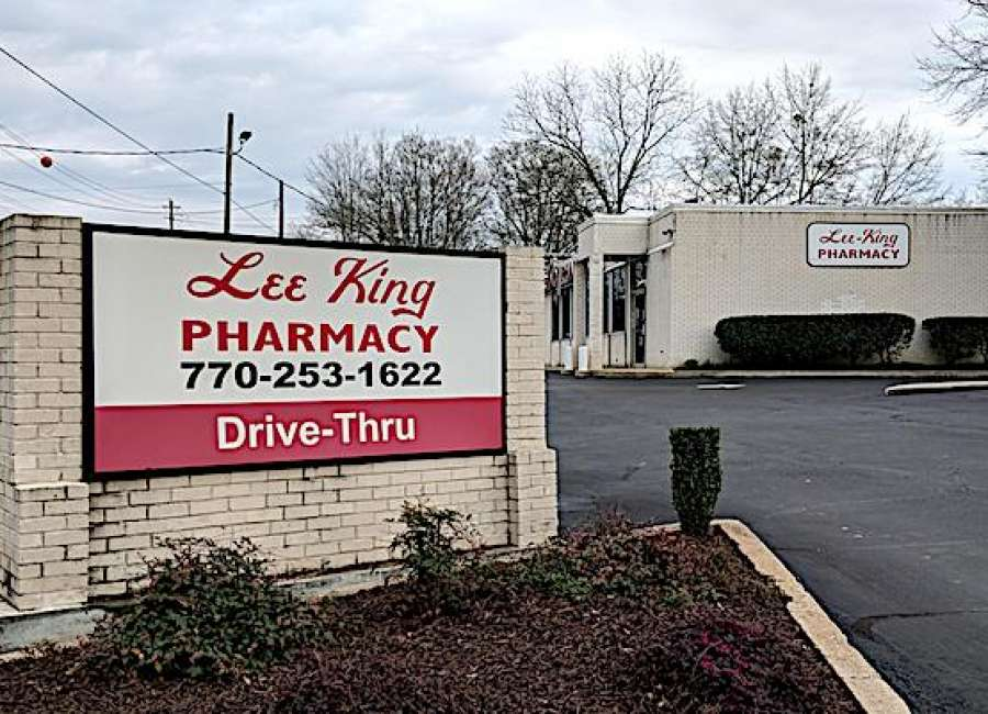 Cash, drugs stolen from Lee-King