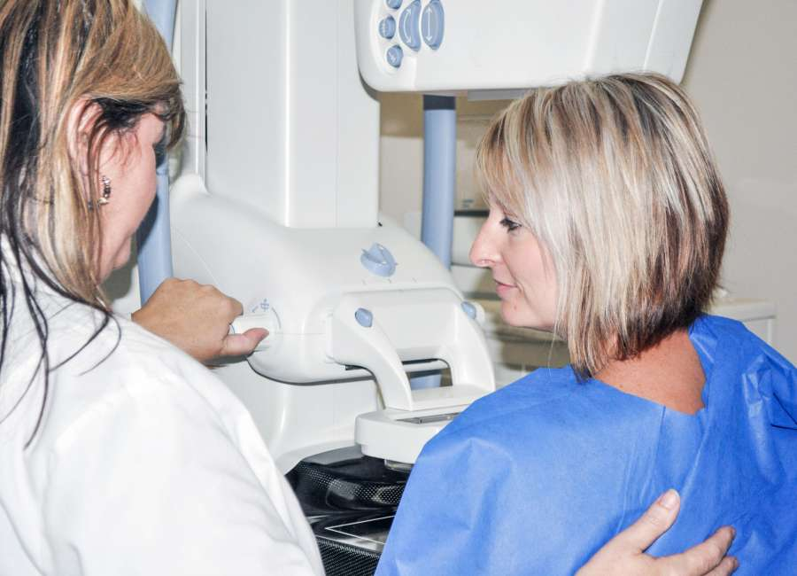 Chamber reminding women of yearly mammograms