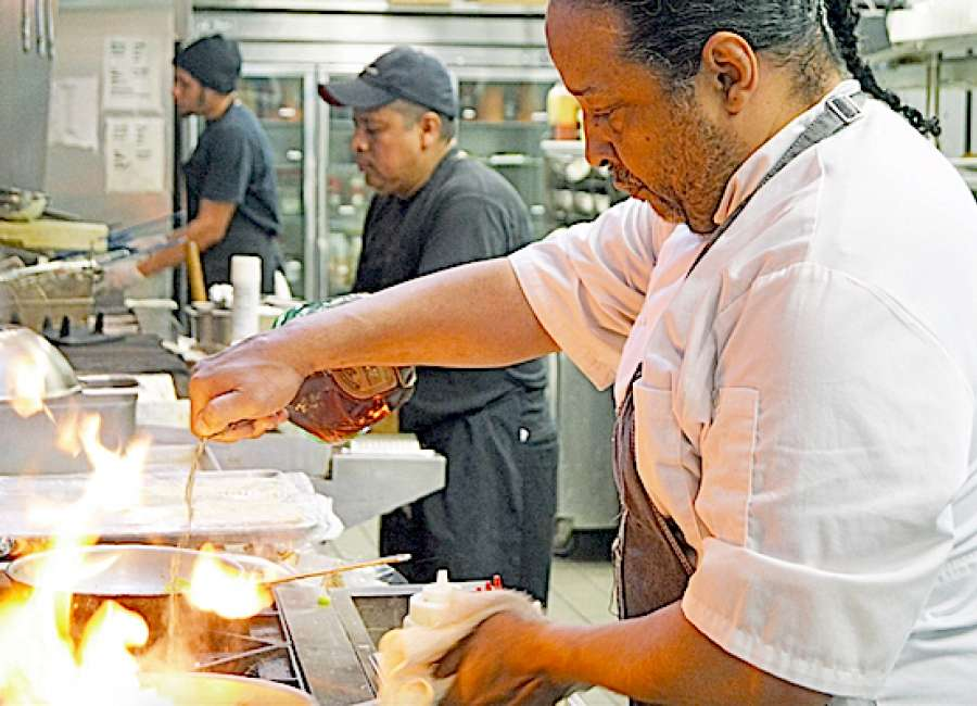 Chef Michael Walters brings world-class experience to Newnan restaurant