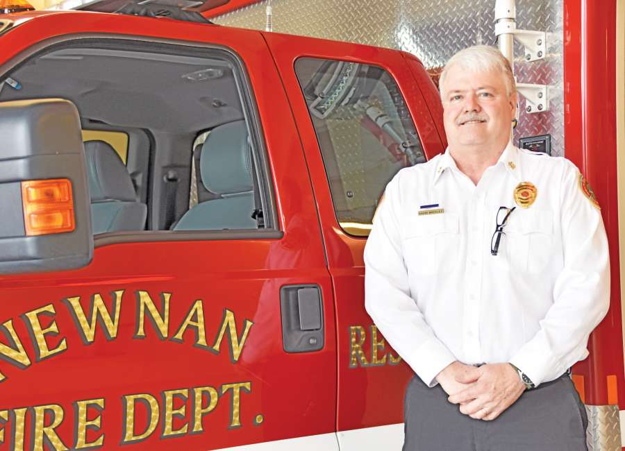 Chief Whitley ends career on top