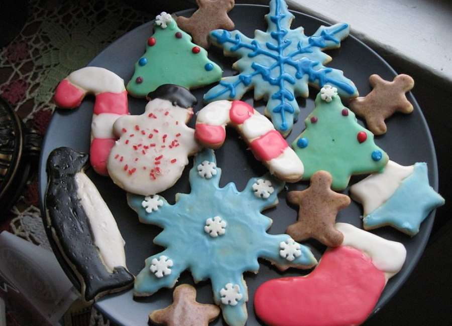 Christmas cookie recipes for the holidays