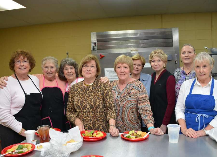 Church celebrates Lent with annual luncheon