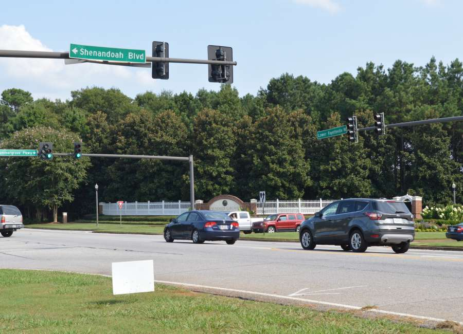 County traffic lights getting upgrades