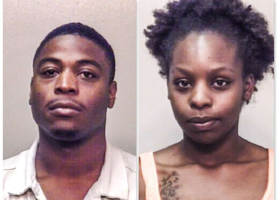Couple allegedly beat, choked pregnant woman