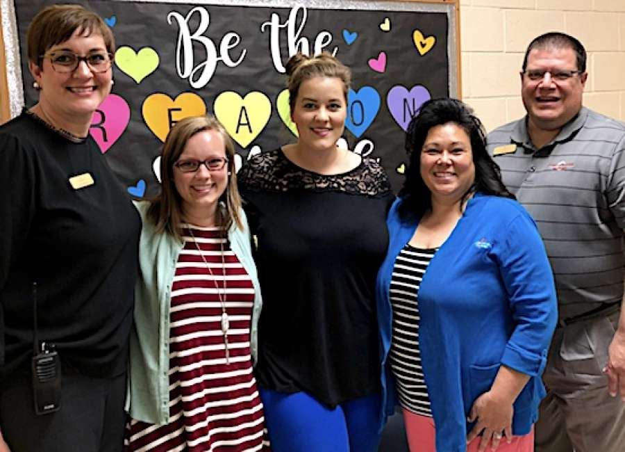 Coweta Charter honors top educators