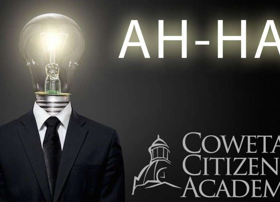 Coweta Citizen Academy registration ends Wednesday