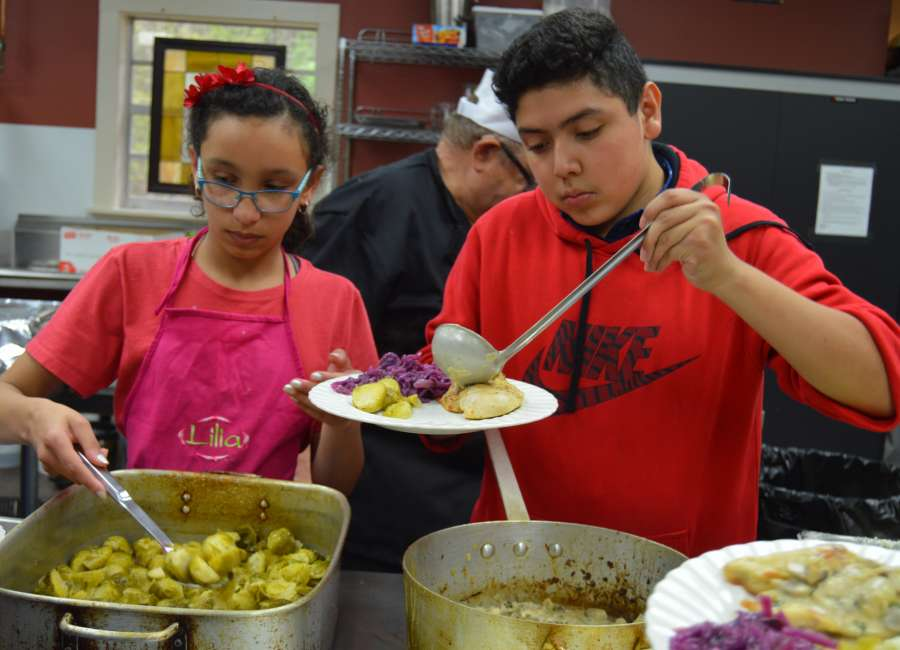 Culinary camp for kids