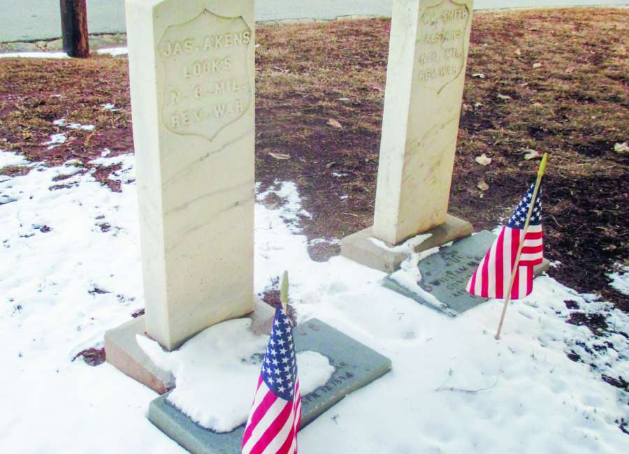 Descendants of Revolutionary War soldiers sought