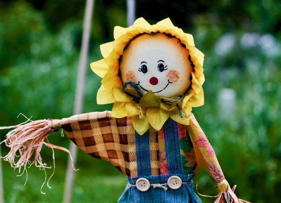 Downtown filming will delay inaugural scarecrow contest