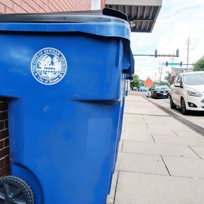Downtown trash service running deficit