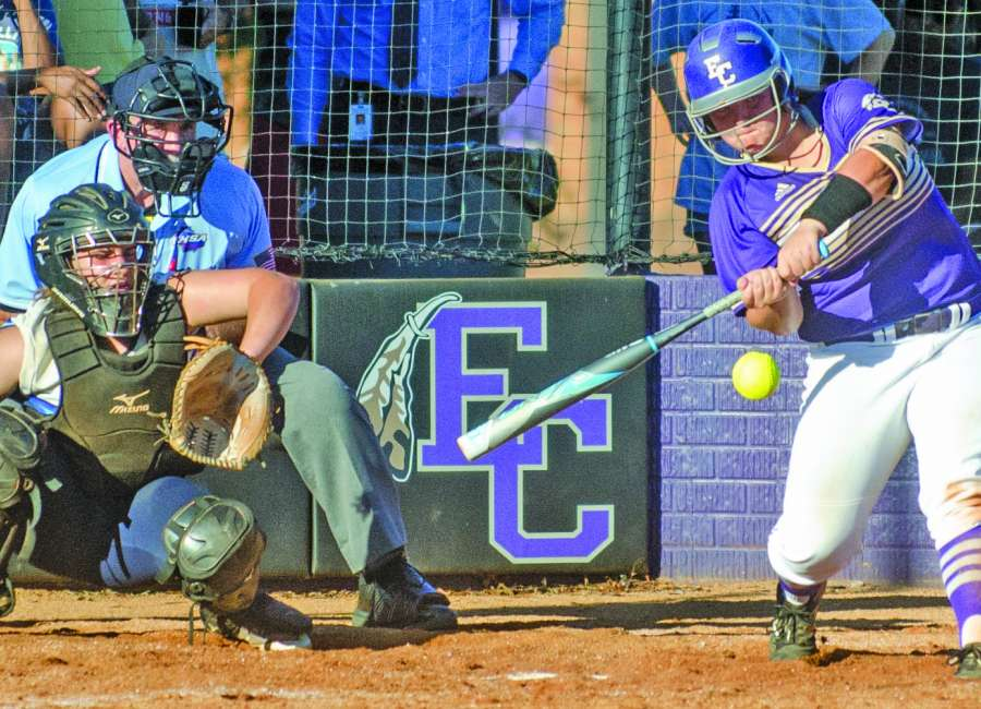 East Coweta gets back on track