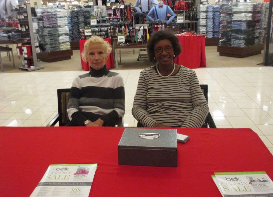 Fall Charity Sale returns to Belk on Saturday