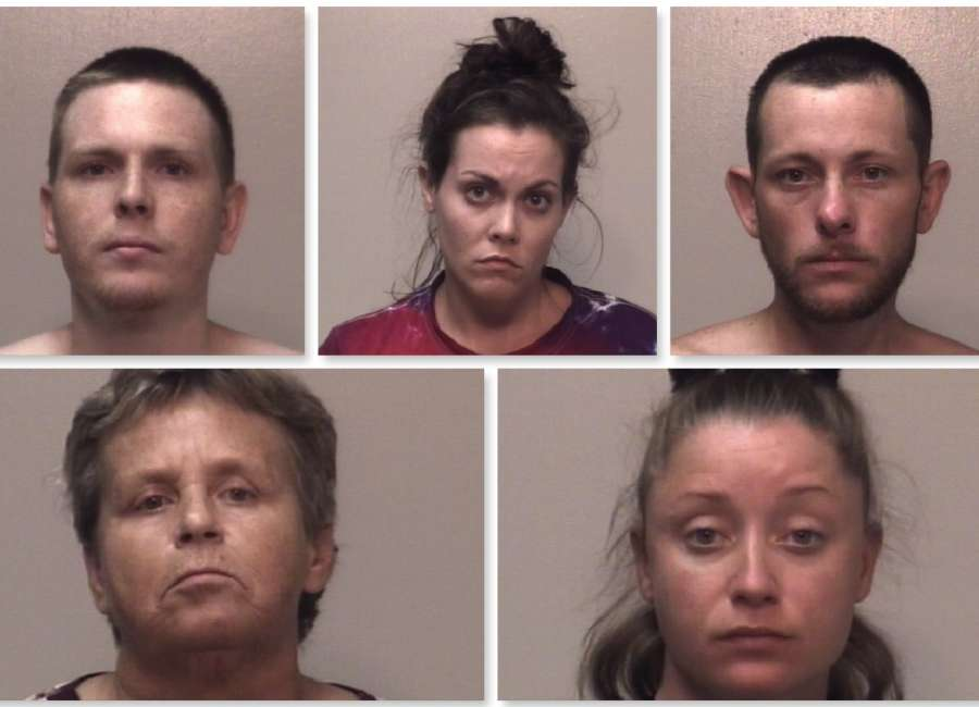 Five arrested in drug raid - The Newnan Times-Herald