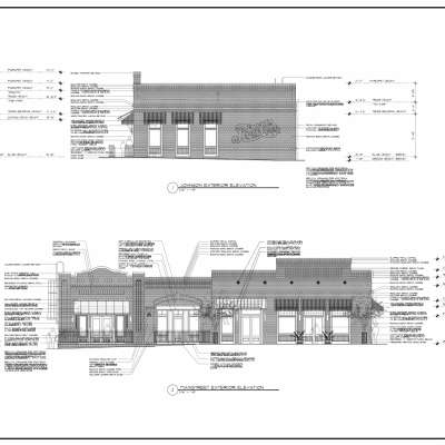 Four storefronts planned for Senoia Main Street