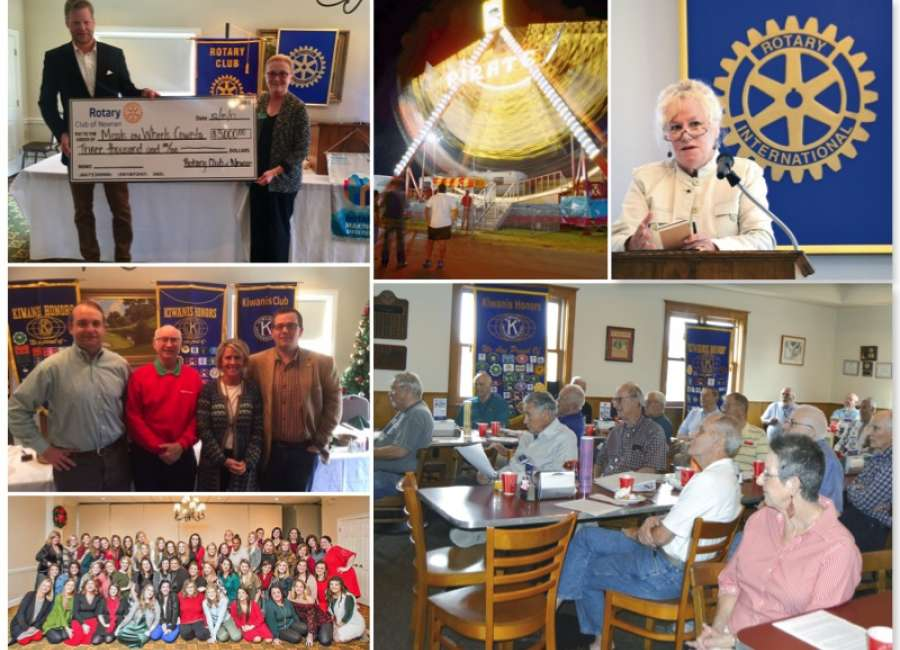 Giving and serving: The survival and success of civic clubs