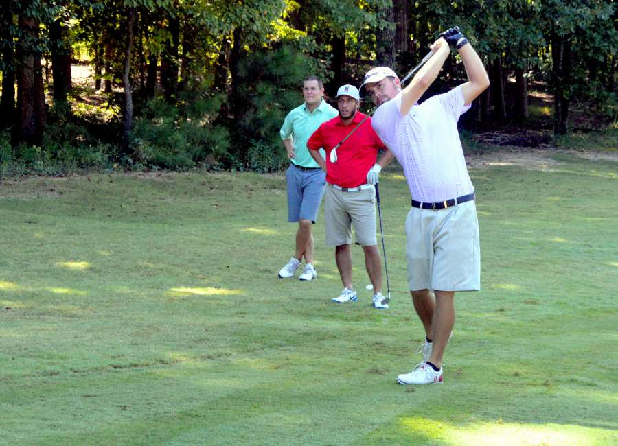 Golfers tee off to assist teens, critically ill children
