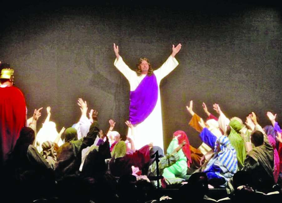 Good Friday, Easter busy days for local churches