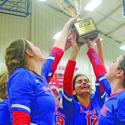 Heritage wins GISA title again