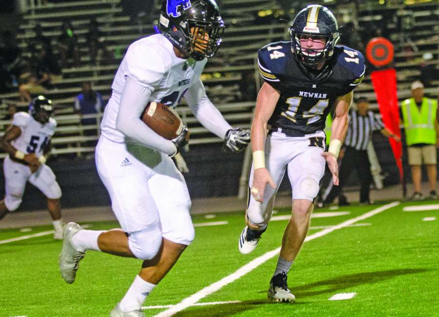 High School football teams gear up for week No. 2 - The Newnan Times ... b05975bc37be2