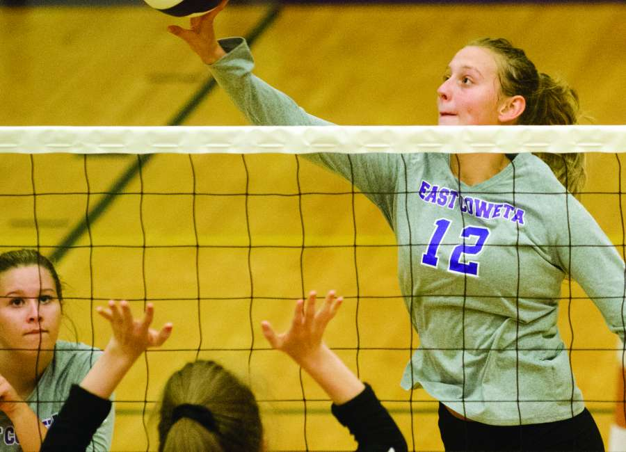 High school volleyball teams gear up for new season
