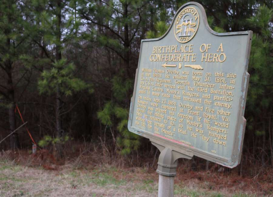 Incorrect historical marker to be changed soon
