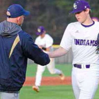 Indians, Bunn stay on roll in region