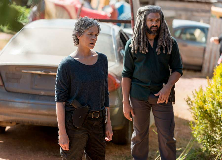 Intersection in Senoia closes for 'The Walking Dead' filming