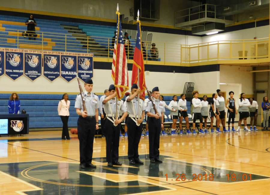 JROTC drill team to hold Expo on Saturday at NHS
