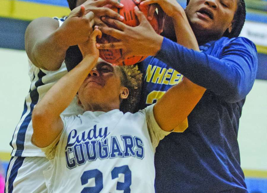 Lady Cougars open region with win over Wheeler