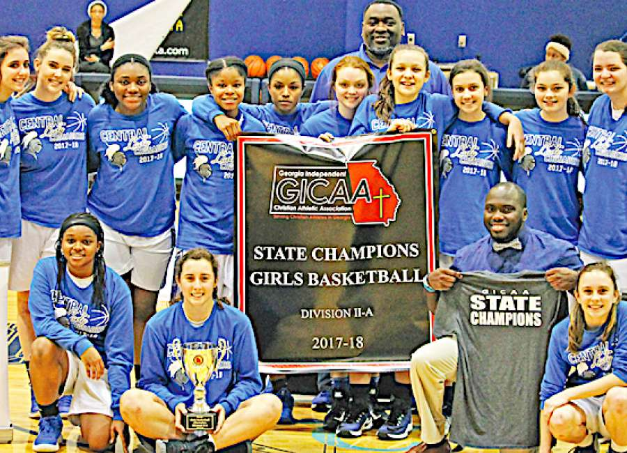 Lady Crusaders three-peat with another perfect season