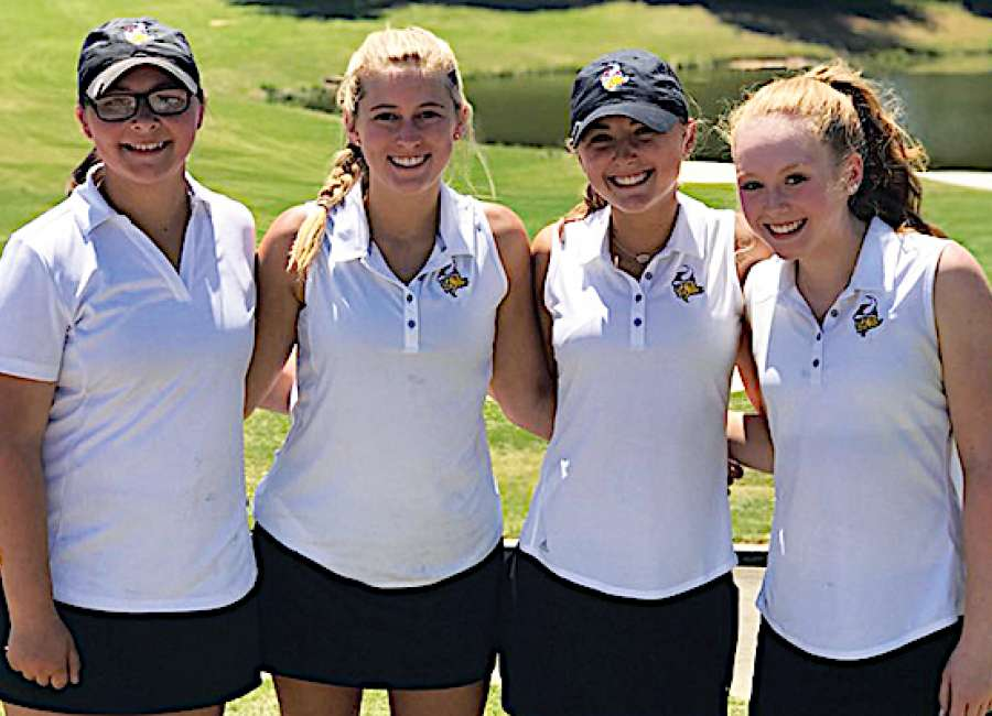 Lady Vikings, Brummett qualify for state