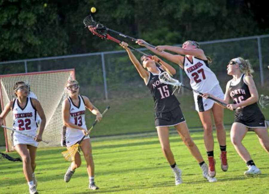 Lady Vikings close season with loss to North Gwinnett