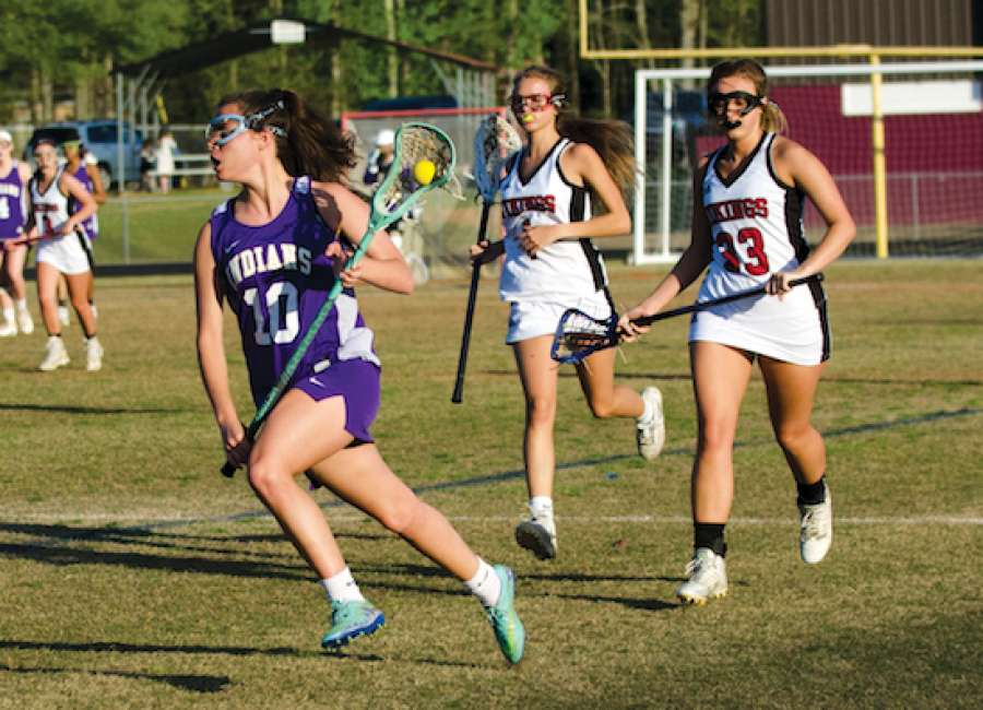 Lady Vikings stay on the offensive in Cup opener