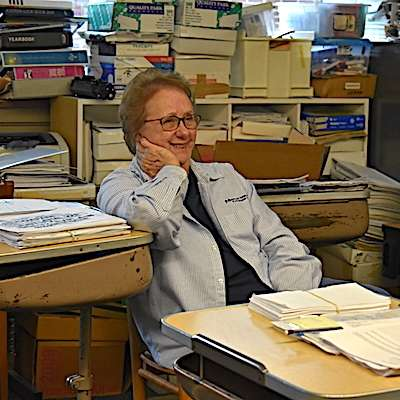 Landreth's legacy: For 58 years, 'I just come to work every day'