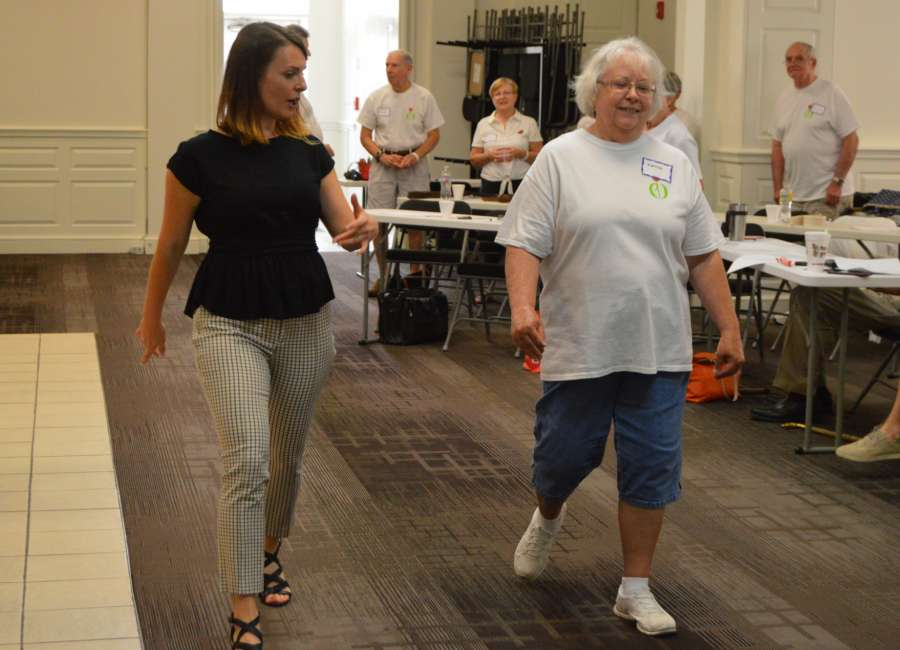 Life hangs in the balance for Parkinson's patients