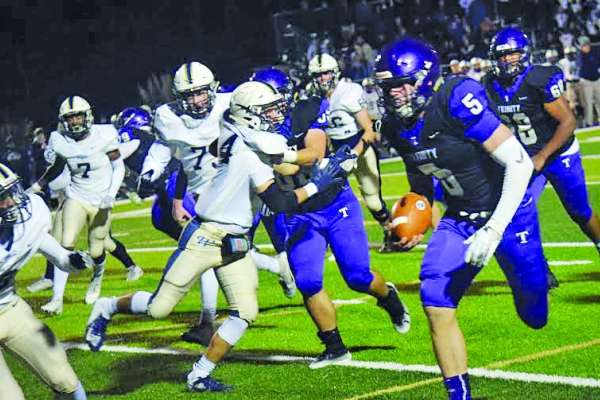 Lions romp over Whitefield