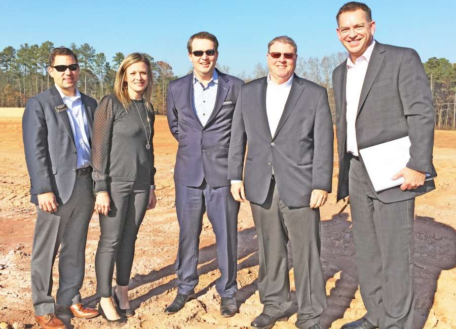 Local Corvaglia plant to open by year's end