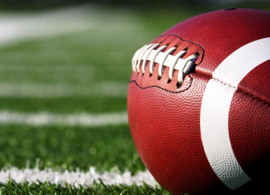 Local high school football results