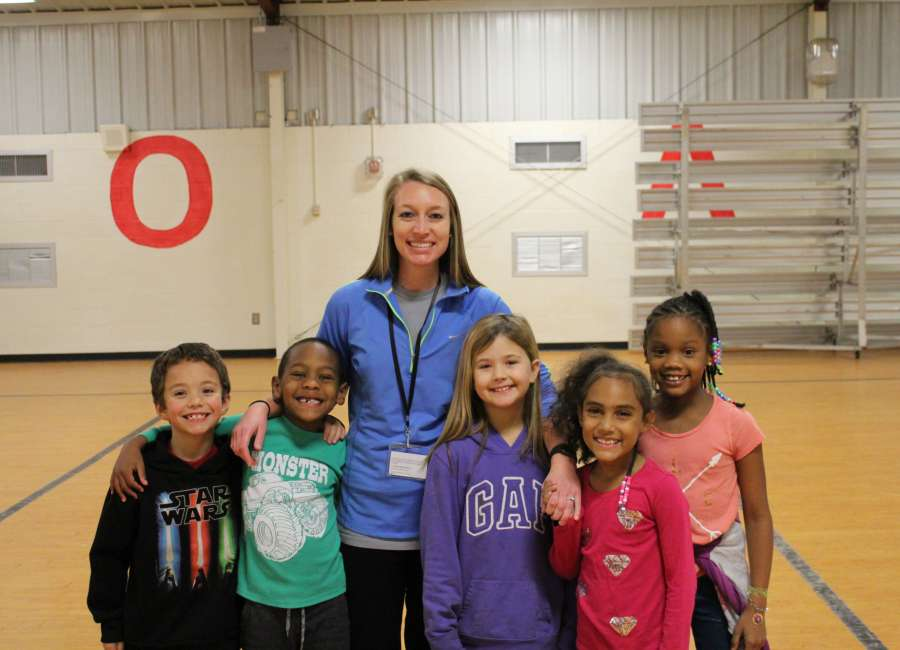 ​Local teacher named president-elect of state physical education group